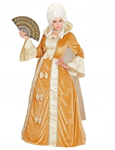 Luxe Venetiaanse jurk voor vrouwen