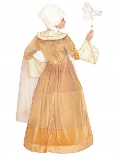 Luxe Venetiaanse jurk voor vrouwen-1