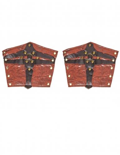 Romeinse soldaat armstukken voor volwassenen-1