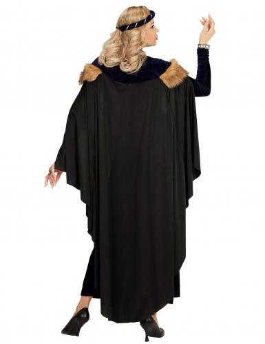 Middeleeuwse prinses outfit voor vrouwen-1