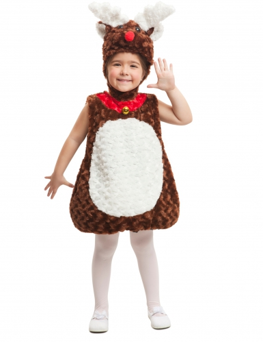 Kostuum kerst rendier voor kinderen