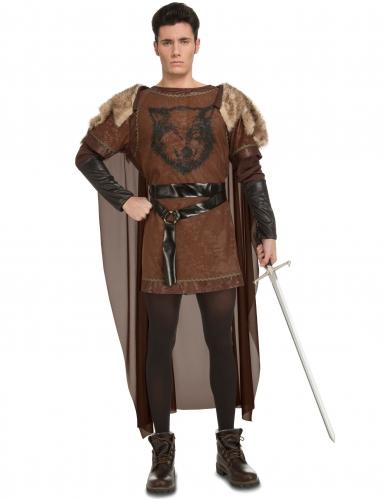 Meester van het Noorden kostuum voor mannen