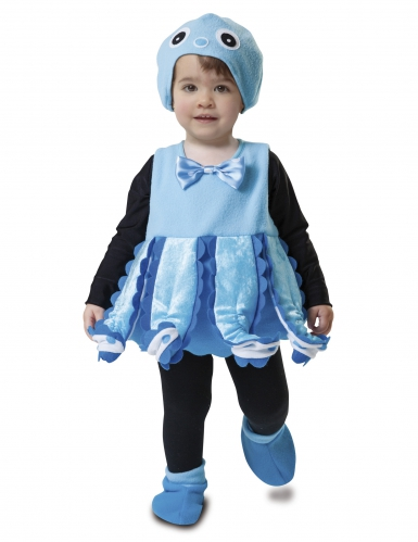 Kleine octopus kostuum voor baby's