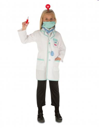 Chirurg kostuum met accessoires voor kinderen-1