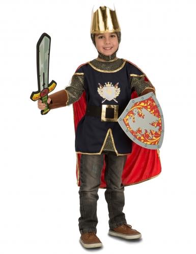 Ridder kostuum met accessoires voor kinderen