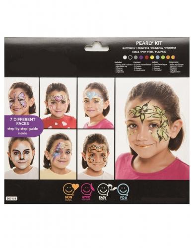 Parel schmink set voor kinderen