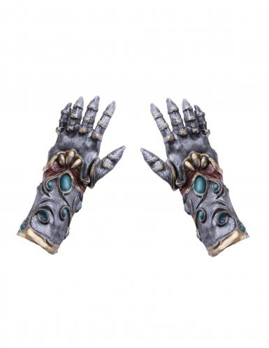 Latex strijder handschoenen voor volwassenen