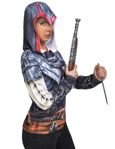 Assassin's Creed™ Aveline kostuum voor volwassenen-3