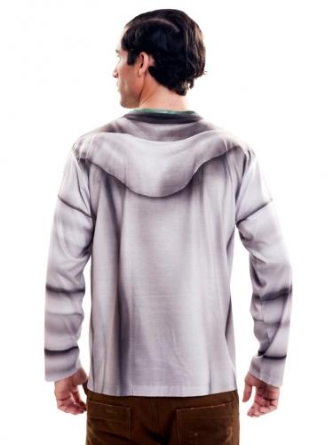 Star Wars™ Yoda t-shirt voor volwassenen-1