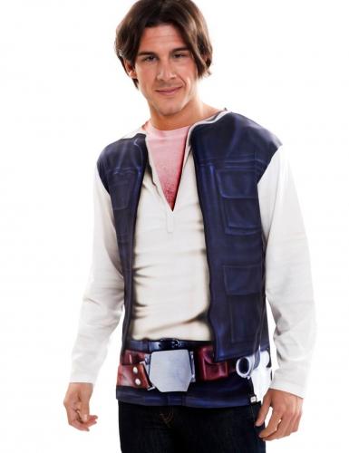 Star Wars™ Han Solo t-shirt voor volwassenen