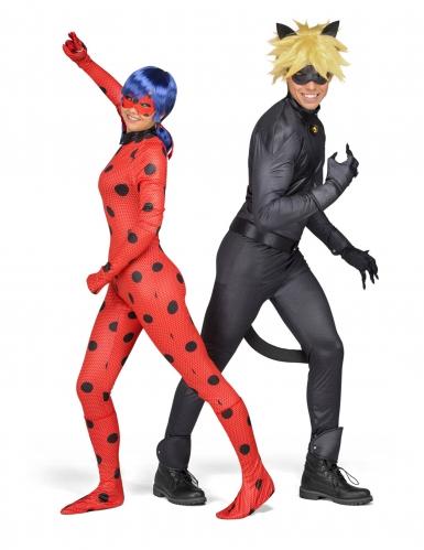 Ladybug Miraculous™ kostuum voor volwassenen-2