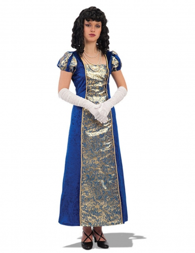 Koninklijke prinses kostuum voor vrouwen