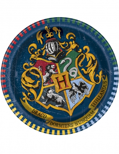 8 kleine Harry Potter™ borden