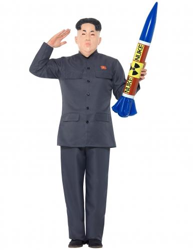Koreaanse dictator kostuum voor volwassenen