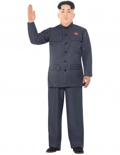 Koreaanse dictator kostuum voor volwassenen-1