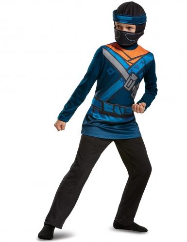 Jay Ninjago™ Lego The Movie kostuum voor kinderen