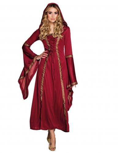 Rode Dame kostuum voor vrouwen