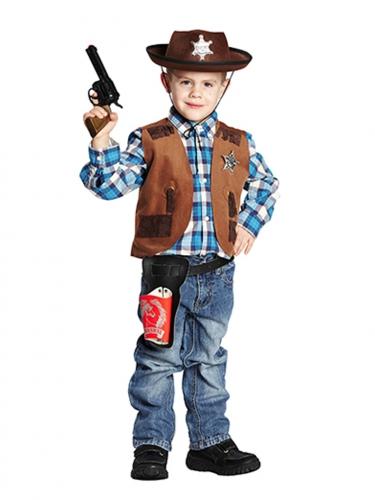 Cowboy vest voor kinderen