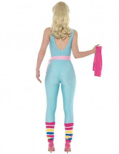 Barbie™ blauw trainingspak voor vrouwen-2