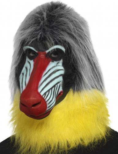Baviaan masker voor volwassenen