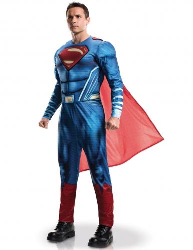 Superman Justice League™ kostuum voor volwassenen
