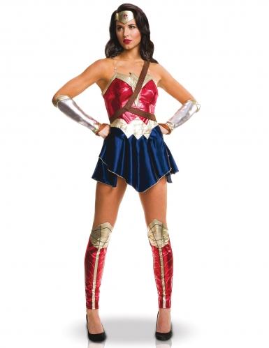Wonder Woman - Justice League™ kostuum voor vrouwen