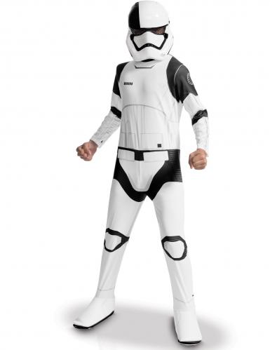 Tango Black Star Wars VIII™ kostuum voor kinderen