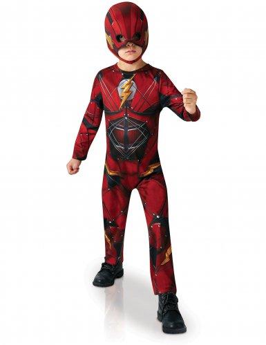 Justice League™ Flash kostuum voor kinderen
