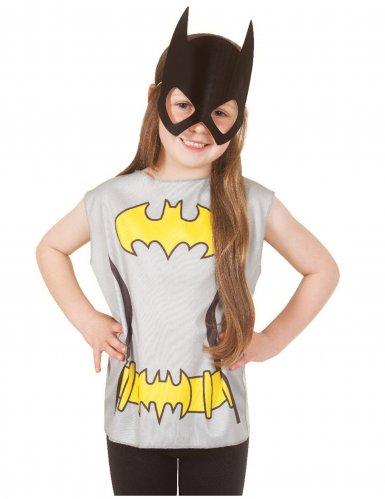 Batgirl™ t-shirt pack voor kinderen
