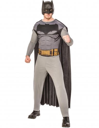 Grijs en zwart Batman™ kostuum voor volwassenen