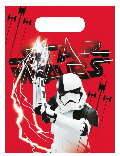 6 Star Wars 8: The Last Jedi™ cadeauzakjes