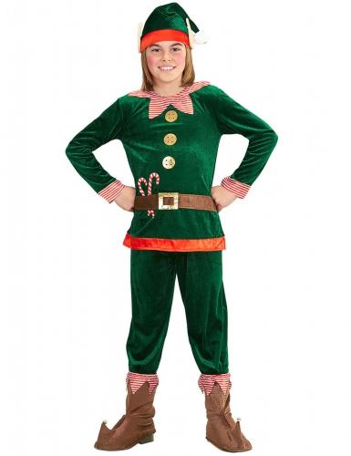 Kersthulpje kostuum voor jongens