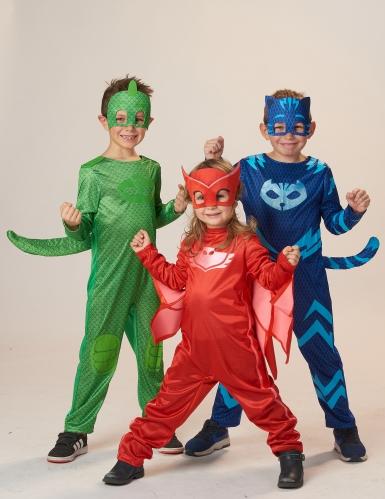 PJ Masks™ Gekko kostuum voor kinderen-1