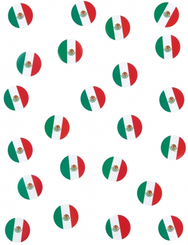 150 Mexico tafelconfetti