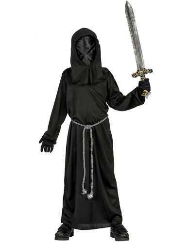 Duistere monnik outfit voor kinderen