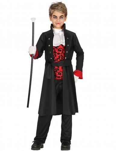 Vampier kasteelheer kostuum voor jongens