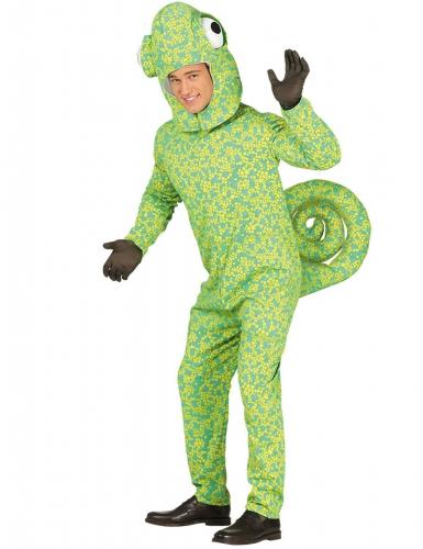 Kameleon kostuum voor volwassenen