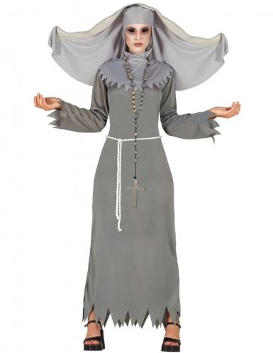 Nonnenkostuum halloween voor vrouwen