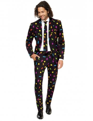 Mr. Tetris™ Opposuits™ kostuum voor mannen