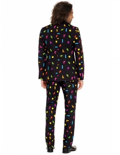 Mr. Tetris™ Opposuits™ kostuum voor mannen-1