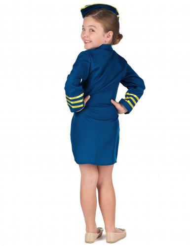 Stewardess kostuum voor meisjes-2