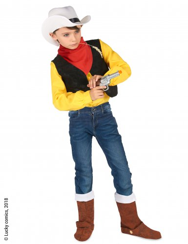 Lucky Luke™ kostuum voor kinderen-1