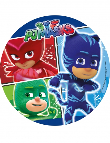 Willekeurige PJ Masks™ suikerschijf