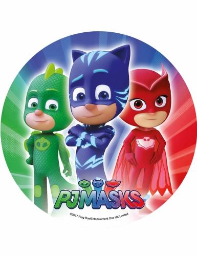 Willekeurige PJ Masks™ suikerschijf-2