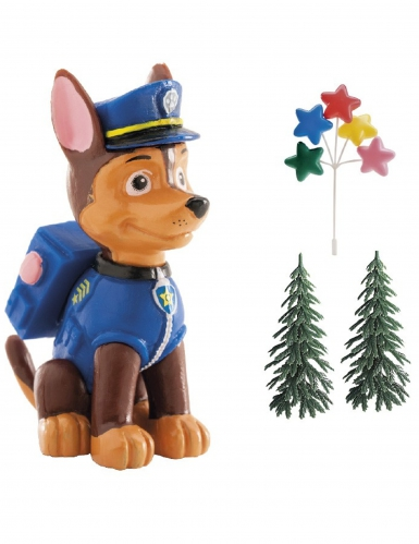 Taart decoratie set Paw Patrol™ Chase