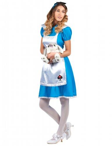 Alice kostuum voor dames-1