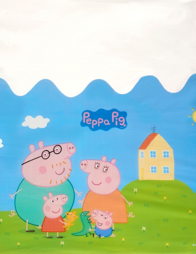 Peppa Pig™ tafelkleed 130 x 180 cm-1