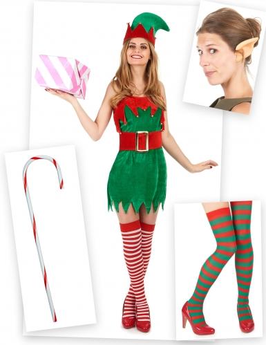 Elfen kostuum pack voor vrouwen