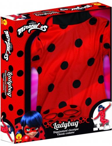 Miraculous Lady Bug™ klassiek kostuum voor meisjes-2