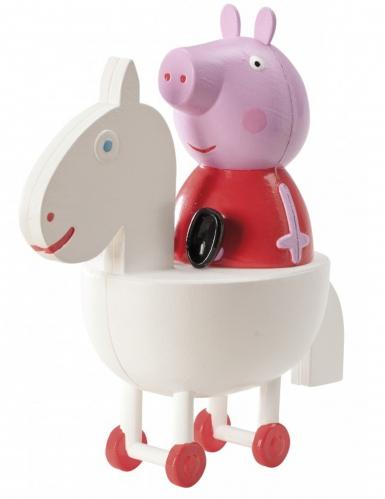 Peppa Pig™ taart decoratie set-1